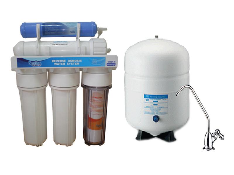 Spring water su arıtma servisleri