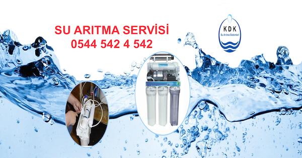 su arıtma servisi