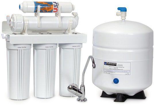 reverse osmosis su arıtma servisi