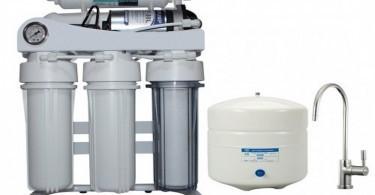 5 aşamalı pompalı su arıtma cihazı