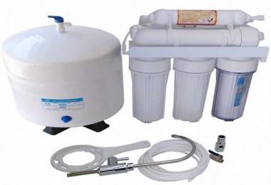 5 aşamalı pompalı su arıtma