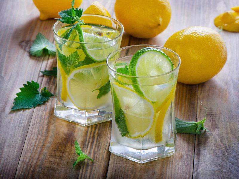 Limonlu suyun faydaları