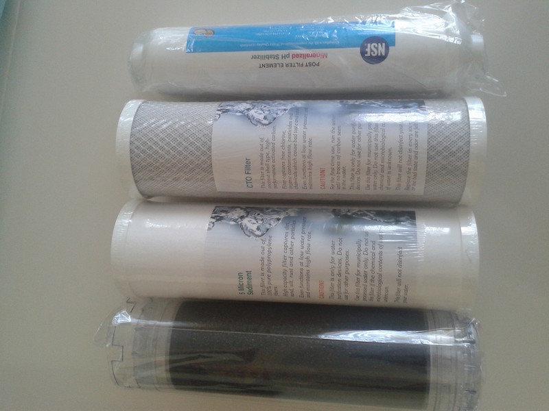 Orjinal su arıtma filtre çeşitleri